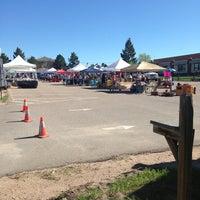 Photo taken at Monument Farmer's Market by Elizabeth on 5/25/2013