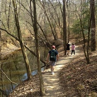 Photo taken at Raven Rock State Park by Jennifer H. on 3/10/2013