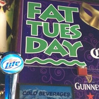 Photo taken at Fat Tuesday by Corey H. on 10/1/2012
