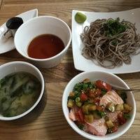 Das Foto wurde bei Sushi Lounge von Katariina K. am 10/14/2016 aufgenommen