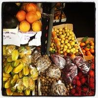Photo taken at Village Farmers' Market by Kira D. on 12/7/2012