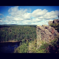 Photo taken at Calabogie Peaks by Kira D. on 9/20/2012
