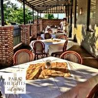 Park Heights Restaurant Tupelo Ms