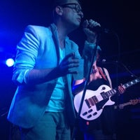 Photo taken at Mercury Lounge by Andrea M. on 9/23/2012