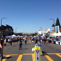 Photo taken at Solano Avenue by Sean R. on 9/14/2014