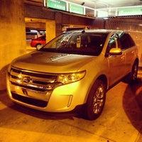 Photo taken at National Car Rental by Sean R. on 12/1/2012