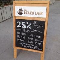 Photo taken at Bear's Lair Brew Pub by Sean R. on 10/25/2015