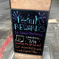 Photo taken at Peet's Coffee & Tea by Sean R. on 7/13/2017
