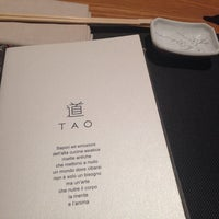 Photo taken at Tao by Elisa T. on 10/12/2013