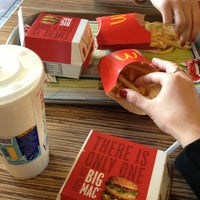 Photo taken at McDonald's by Easylover on 2/18/2013