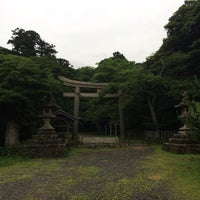 Photo taken at 竹野神社 by Syuhei O. on 7/25/2017