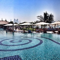 10/4/2013 tarihinde A P.ziyaretçi tarafından Anantara The Palm Dubai Resort'de çekilen fotoğraf