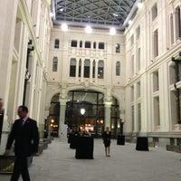 Foto tirada no(a) Palacio de Cibeles por A P. em 3/2/2013