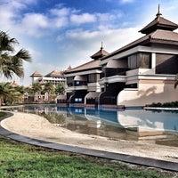 10/9/2013 tarihinde A P.ziyaretçi tarafından Anantara The Palm Dubai Resort'de çekilen fotoğraf
