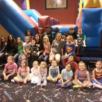 Photo taken at Pump It Up by Chelsea R. on 2/9/2014
