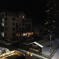 Das Foto wurde bei Alpenhotel von Tobias W. am 2/11/2017 aufgenommen