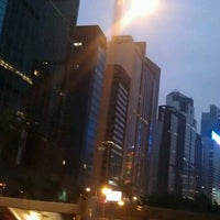 Photo taken at Harbour Centre by Rustem Z. on 12/1/2012
