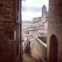 Photo taken at Urbino by Cathy W. on 4/7/2013