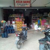 Photo taken at Asia Baru by Iskandar M. on 4/26/2014