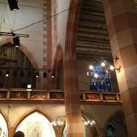 Photo taken at Église Saint-Matthieu by Pascale P. on 7/9/2013