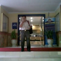 Photo taken at KPPN Makassar I by Muhammad R. on 2/18/2013