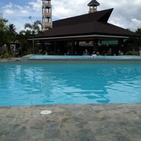 Photo taken at Alnor Resort and Pavilion by Terryl Grace G. on 6/8/2013