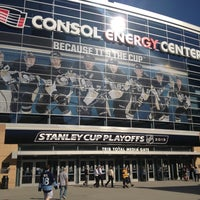 Photo taken at PPG Paints Arena by Tom D. on 5/1/2013