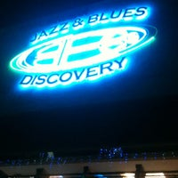 Photo taken at Jazz & Blues Discovery by Ms A. on 10/27/2012