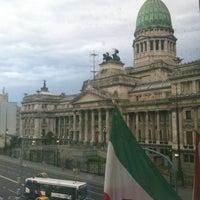 Photo taken at Hotel de los Congresos by Alvaro A. on 2/16/2013