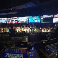 Photo taken at Sports Book Bar by Marci on 10/11/2016