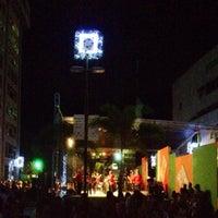 Photo taken at Banco BHD León by Oscar O. on 12/7/2013