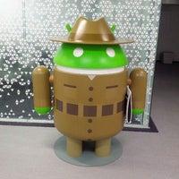 Photo taken at Google UK by Michael on 12/14/2012