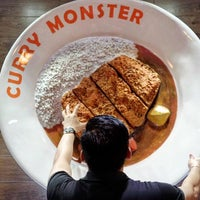 Photo taken at Curry Monster by Victor O. on 5/1/2016