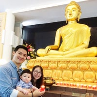 Photo taken at Vihara Theravada Buddha Sasana by Victor O. on 2/28/2016