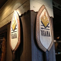 Photo taken at 'Ohana by Julie M. on 10/7/2012