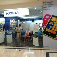 Photo taken at Nokia Care by Pitakpong S. on 2/17/2014