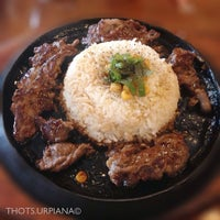 Photo taken at The Sizzlin' Pepper Steak by Thots U. on 6/7/2013