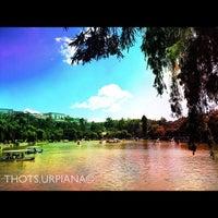 Photo taken at Burnham Park by Thots U. on 11/25/2012