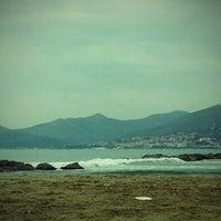 Foto scattata a Spiaggia di Sperlonga da Cecilia P. il 9/28/2012