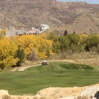 Photo taken at Fossil Trace Golf Club - Fossil Course by William D. on 10/14/2012