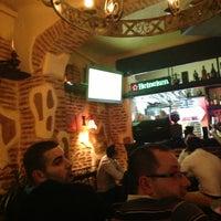 Photo taken at Arcade Café by Iulian C. on 3/14/2013