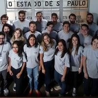 Photo taken at O Estado de S.Paulo by Galeno L. on 5/10/2017