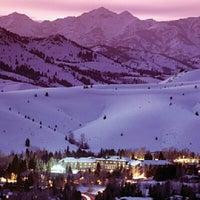 Photo taken at Sun Valley Resort by Master M. on 1/26/2013