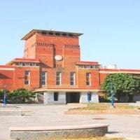 Photo taken at University of Delhi by Master M. on 2/3/2013