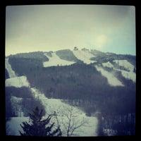 Photo taken at Mount Snow Resort by Master M. on 1/26/2013