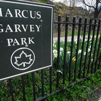 Photo taken at Marcus Garvey Park by Master M. on 1/10/2013