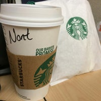 Photo taken at Starbucks by NontthepCool on 9/15/2015