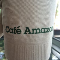 Photo taken at Cafe' Amazon by NontthepCool on 3/6/2016