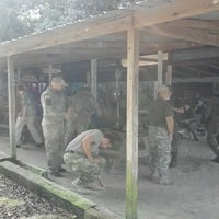 Photo taken at Wayne's World Of Paintball by Brian S. on 9/15/2012