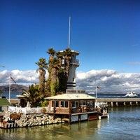 Photo taken at Forbes Island Restaurant by goinzane on 10/28/2012